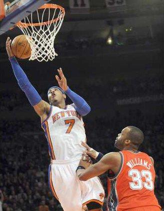 spt ap Knicks Anthony