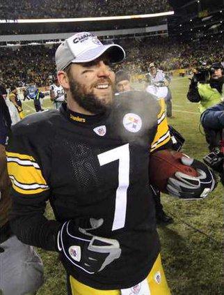 spt ap Steelers Big Ben