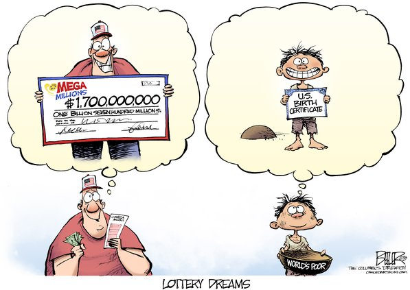 Lottery dreams