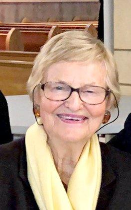 Ruth Peters birthday
