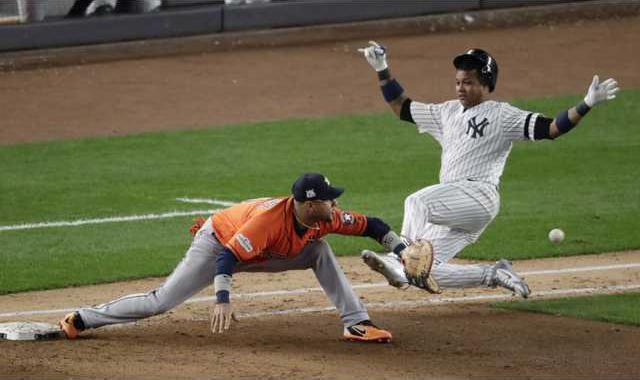 spt ap Yankees Astros