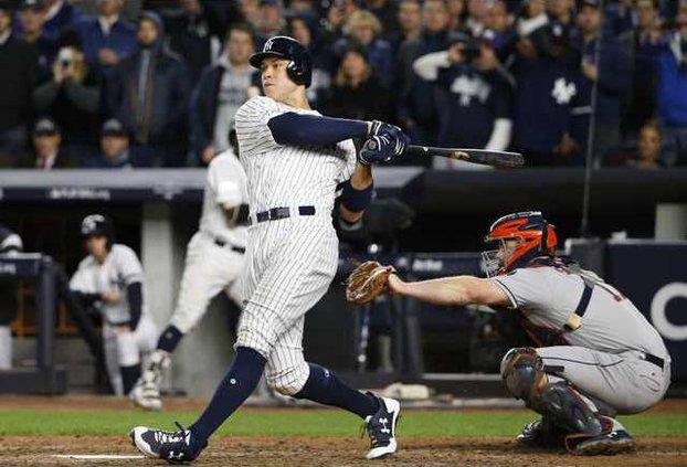 spt ap Yankees Judge