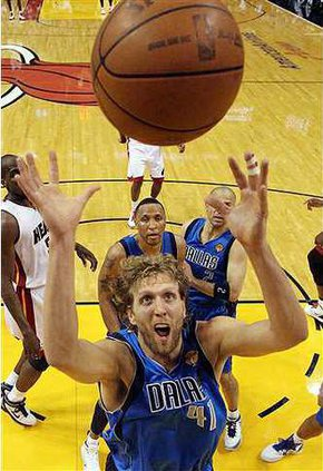 Dirk putback