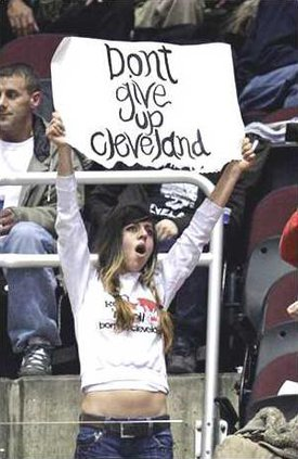 Dont Give Up Cleveland