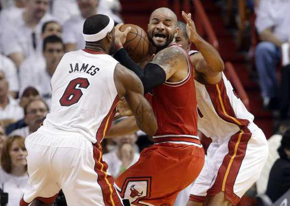 spt ap Heat v Bulls