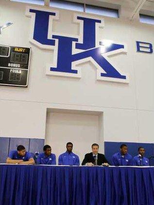 spt ap Kentucky draft