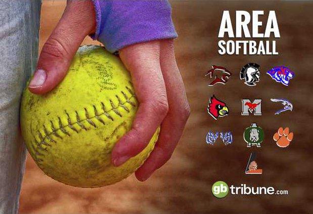 area softball