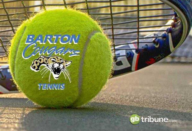 barton community college tennis