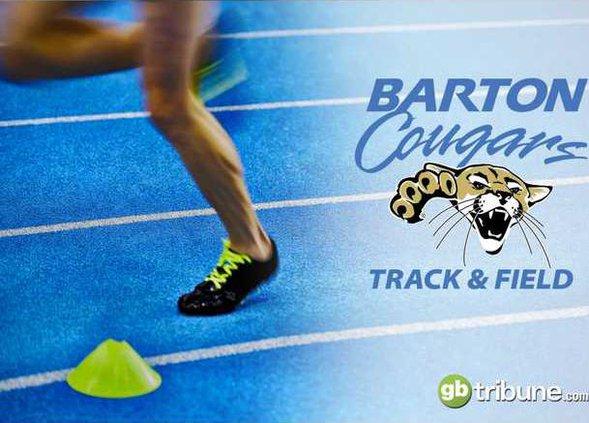 barton community college trackfield