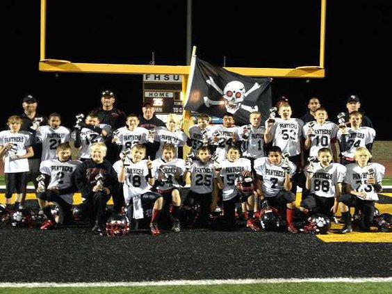 spt CP GB 6th grade football
