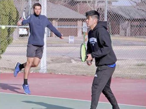 spt barton M tennis