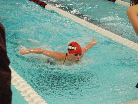 spt kp GBHS Swim Hildebrand