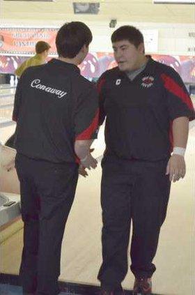 spt kp GBHS bowling Ruiz Conaway