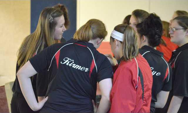 spt kp GBHS girls Bowling