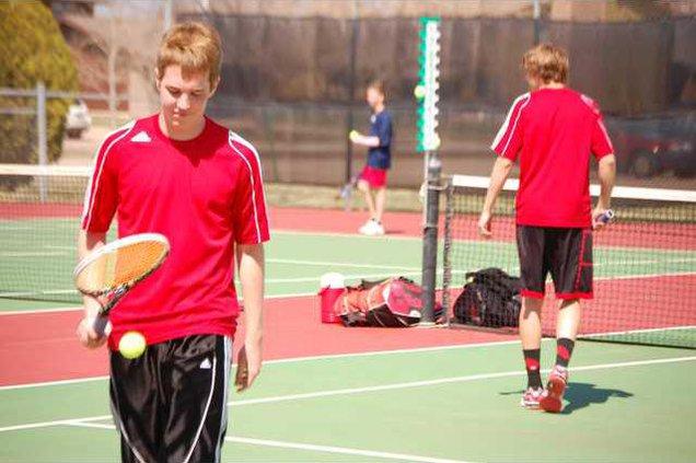 spt kp GBHS tennis Buntain