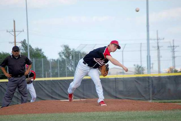spt mm Bryce Beck pitching