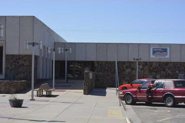 Great Bend Public library 2