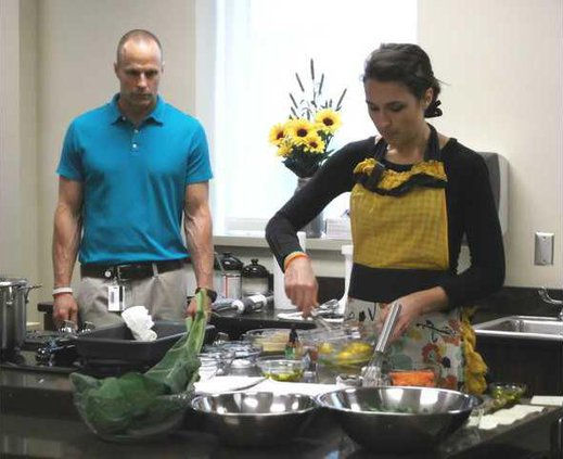 life kitchen therapy Randy-Leigh