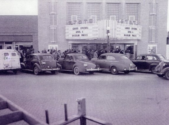 new_vlc_Larned State Theater grand opening 1949.jpg