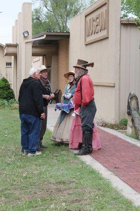 volunteers dress up as pioneers.jpg