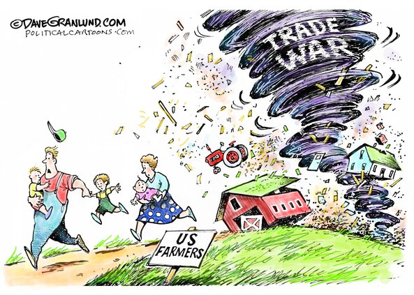 trade war and us farmers