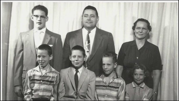 Amerine Family 1955
