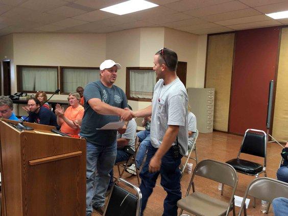 new_vlc_Larned firefighter recognized.jpg