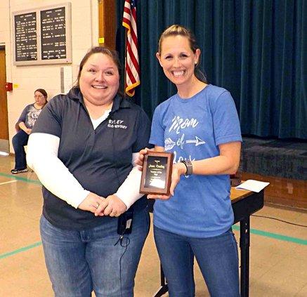 Jenna Dreiling Riley teacher 2019