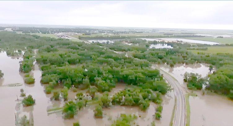 flood disaster declare