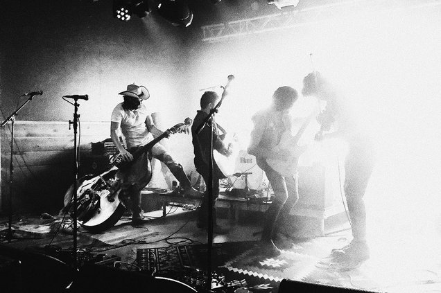 Dirty River Boys band