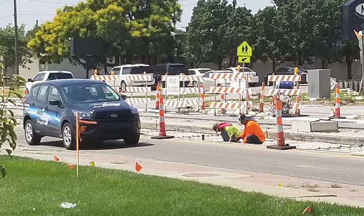 10th and grant update