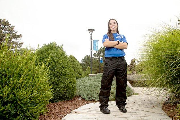 Ashlee Miller- Burdett - BCC paramedic student
