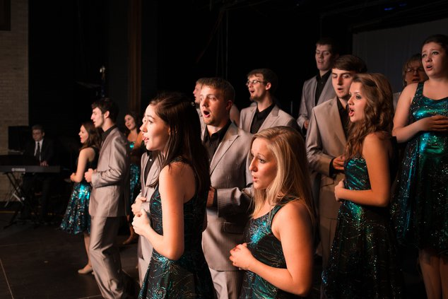BCC Hilltop Singers undated file photo