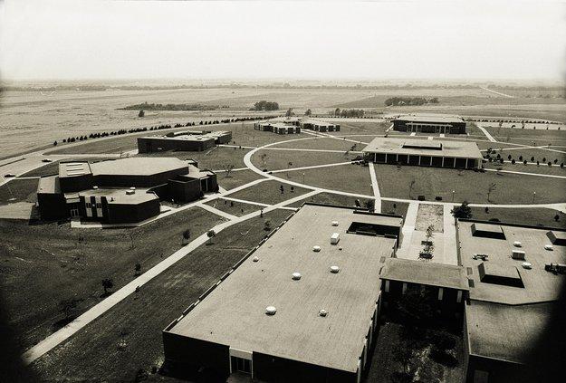 BCCC campus 1969