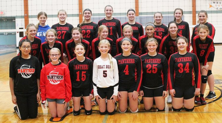GBMS volleyball