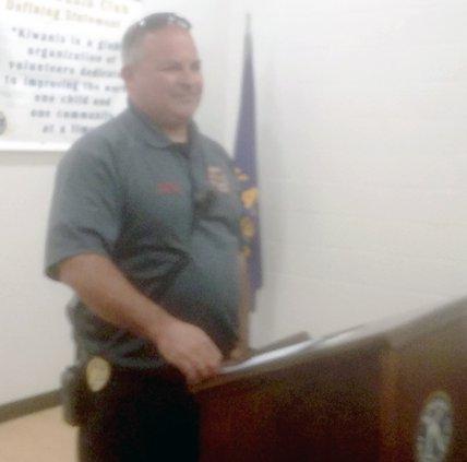 Deputy Fire Chief Brent Smith 2019