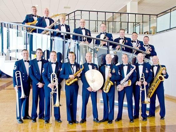air force jazz band