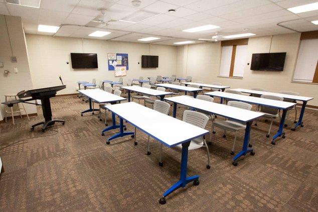 BCC Nex Tech classroom 2019