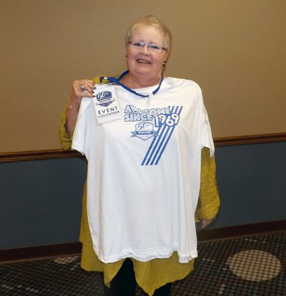 coleen cape with shirt BCC 50th