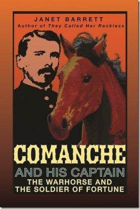 Comanche book cover
