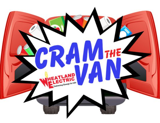 Cram the Van logo