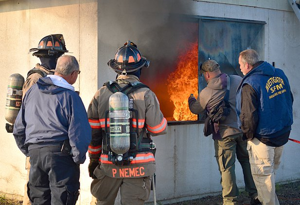 fire marshal training main