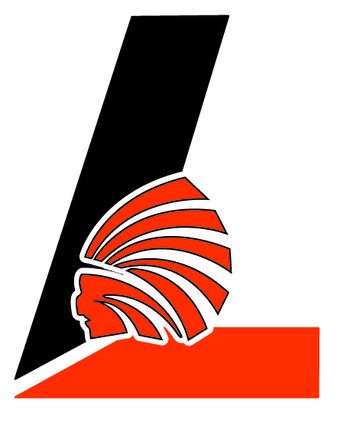 larned indians logo