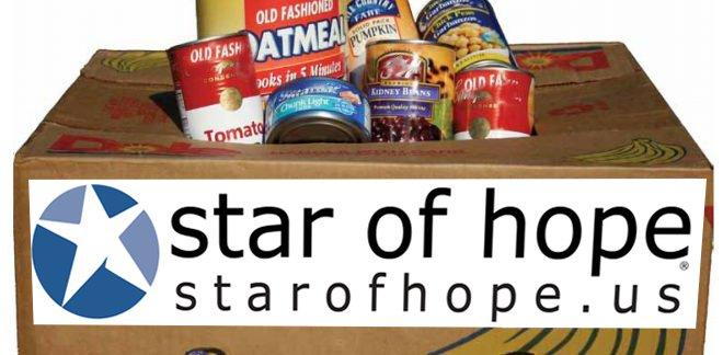 Star of Hope food box