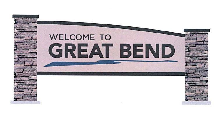 great bend sign pic