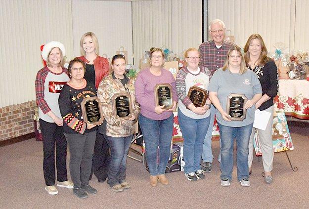 rosewood service awards