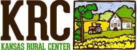 Kansas Rural Center KRC logo