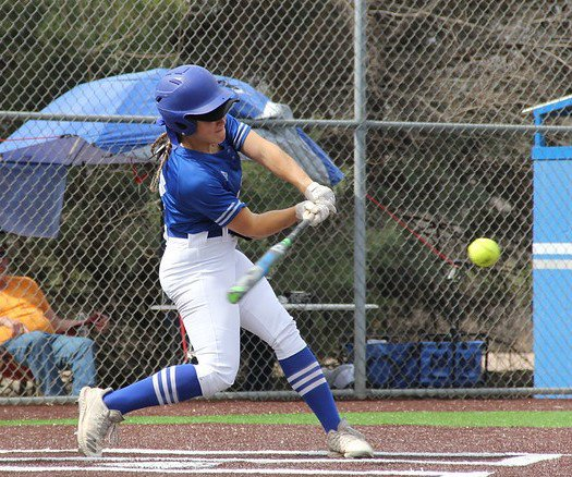 Betsy Parmley is back for Barton softball