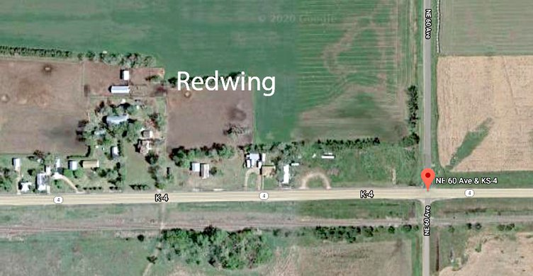 redwing aerial