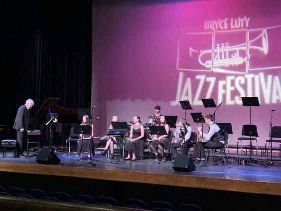 CPHS jazz band